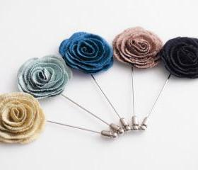 Embroidery Rose Mens..